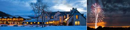 Hogmanay at Loch Melfort Hotel