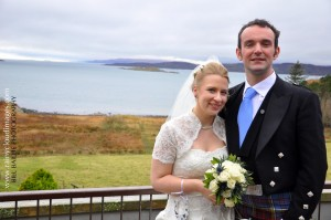 Country house hotel wedding venue in scotland