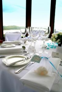 Loch Melfort Hotel restaurant near Oban