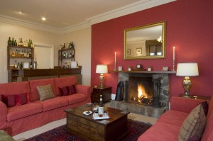 The Lounge Bar at Loch Melfort Hotel