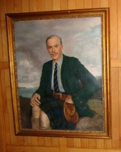 Sir Bruce Campbell