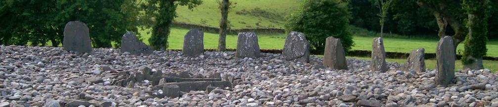 Featured Image Standing stones