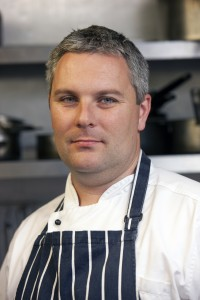 New Chef - Peter Carr