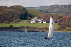 West Highland Yachting Week at Loch Melfort Hotel